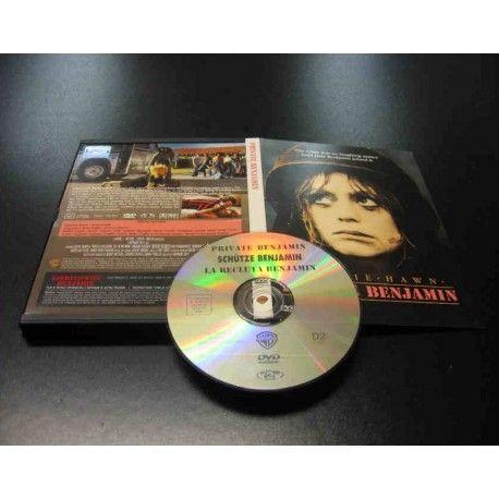 SZEREGOWIEC BENJAMIN - PRIVATE G. HAWN DVD - Opole