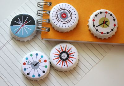 reciclando tapitas  #imanes #magnets