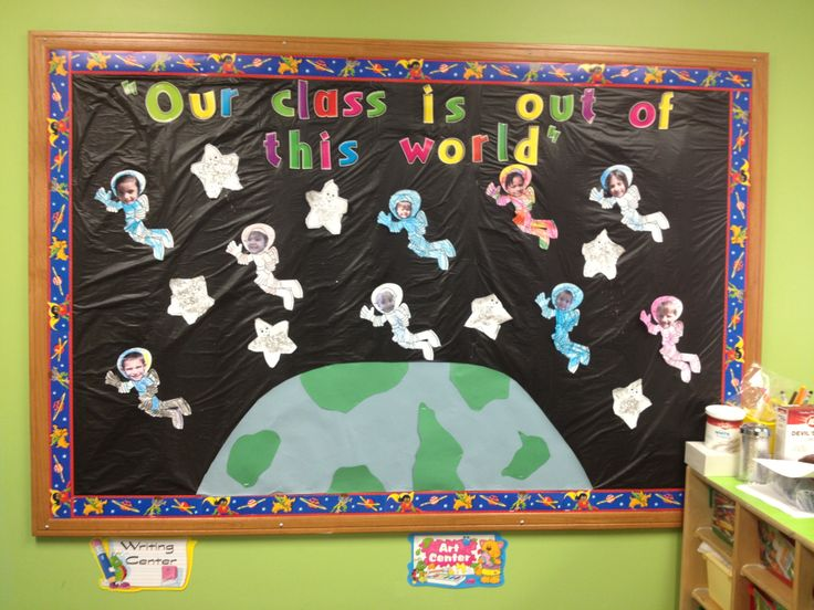 1000 ideas about space bulletin boards on pinterest for Outer space classroom decor