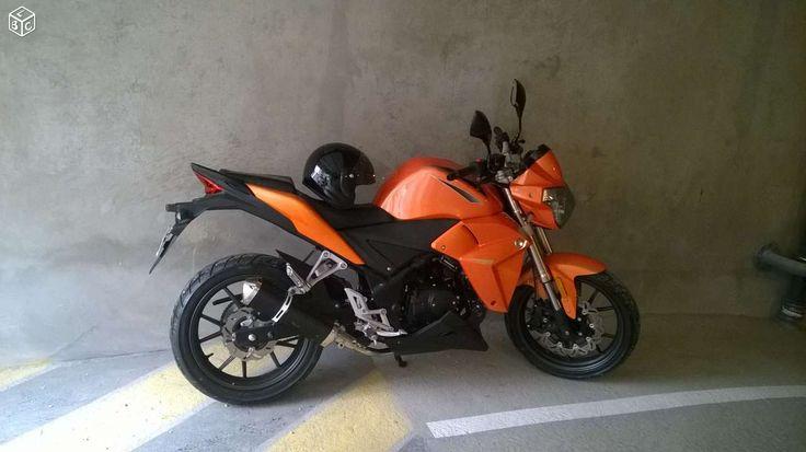 Moto roadster 50cc NEUVE Motos Savoie - leboncoin.fr