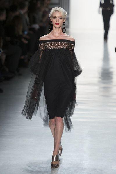 Chiara Boni La Petite Robe at New York Fashion Week Fall 2017 - Livingly 184509de53c39