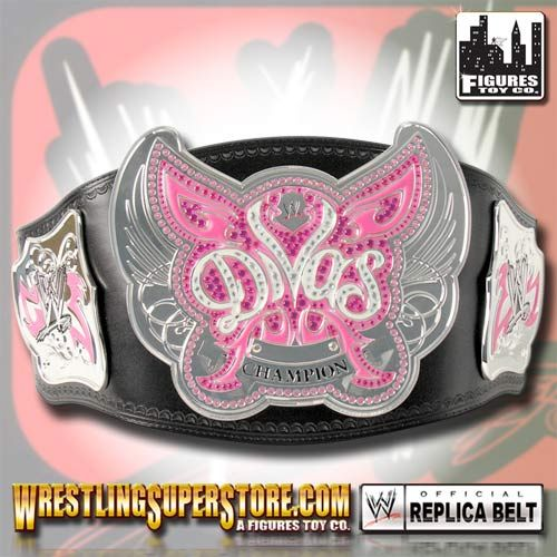 WWE Divas Championship Adult Size Replica Belt, $349.00