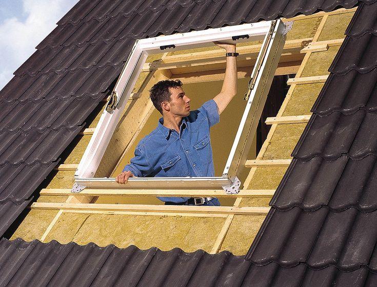 Монтаж мансардных окон – технология процесса для самостоятельного воплощения  Если Вы счастливый обладатель бани с мансардой, то, конечно же, Вы хотите чтобы свободное пространство под крышей использовалось как жилое. А чтобы осуществить это, необходимо обеспечить в таком помещении приток свежего воздуха и света, хороший воздухообмен. С таким заданием могут справиться только мансардные окна, но их установка требует определенных знаний и соблюдения правил, поскольку она существенно отличается…