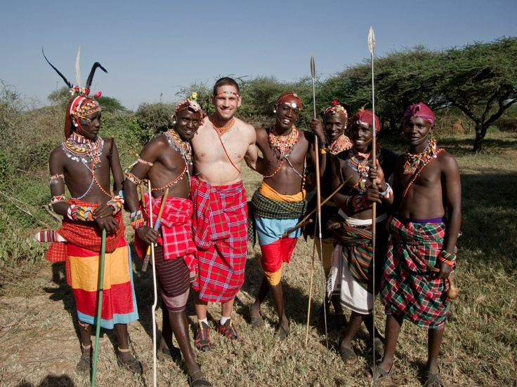 My Maasai warrior friends. Learned so much from these humble and hospitable gentlemen  #ThisIsNoVacation