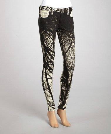 Forest Perfect Fit My BFF Jeggings by Frankie B