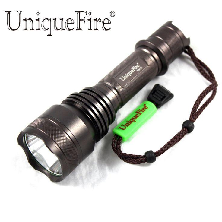 UniqueFire Hot Sale UF-X5 Cree U2 Led  Flashlight Glass Lens 5 Modes Mini Police Torch  Lamp Light Camping Hunting Flashlight #Affiliate