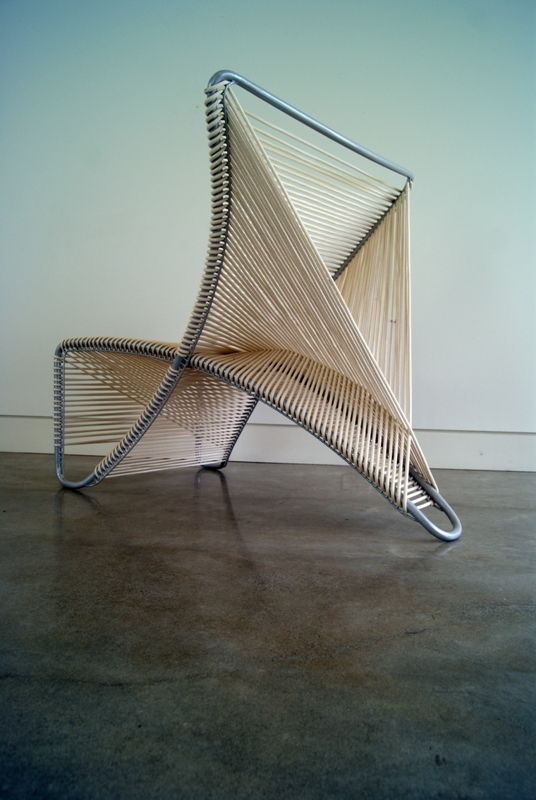 Weave Chair by Mariel Penner-Wilson at Coroflot.com