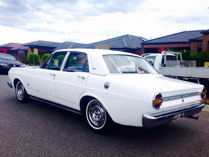1968 FALCON XT
