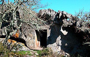 necropoli di Iselle - Buddusò
