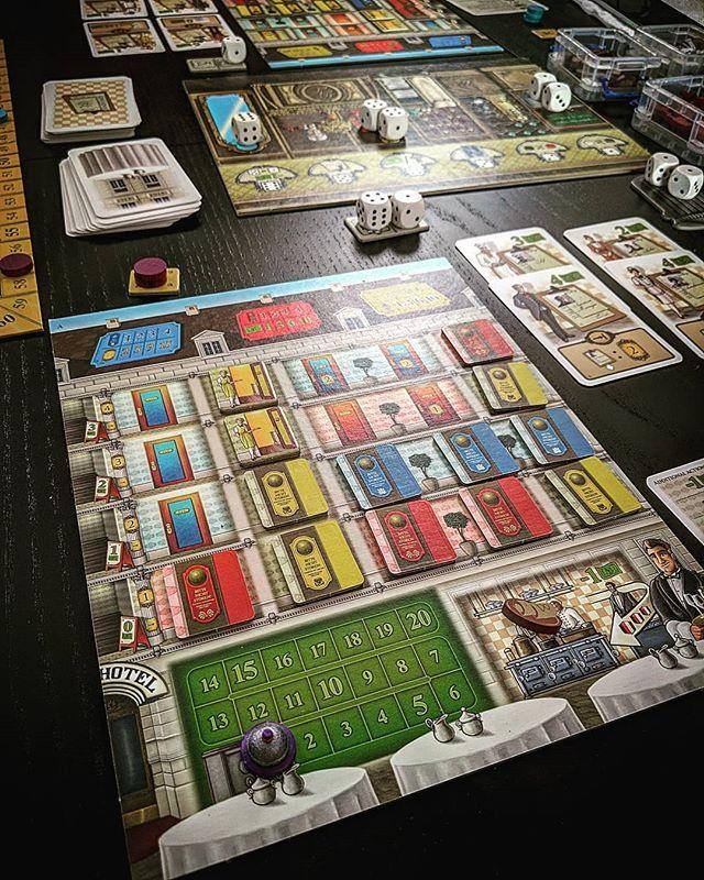 Grand Austria Hotel Boardgames Tabletopgames Shallweplaylv Fun Vegaslife Game Store Board Games Tabletop Games