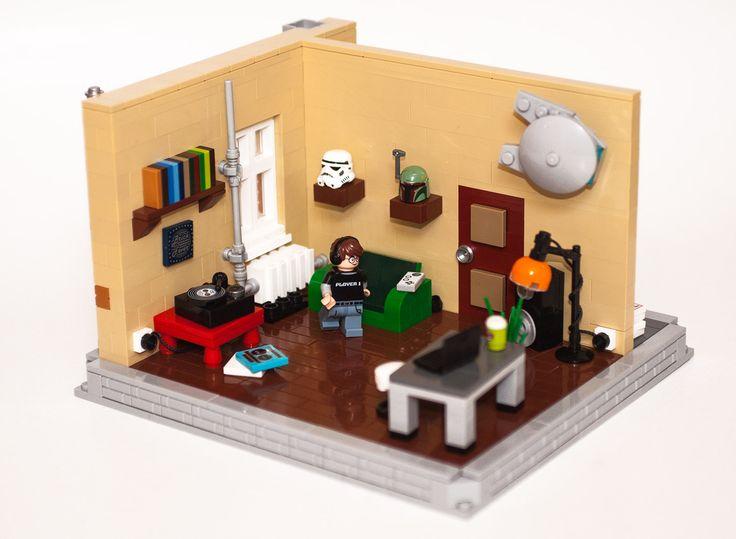 ber ideen zu gamer zimmer auf pinterest spielzimmer videospiele zimmer und gaming setup. Black Bedroom Furniture Sets. Home Design Ideas