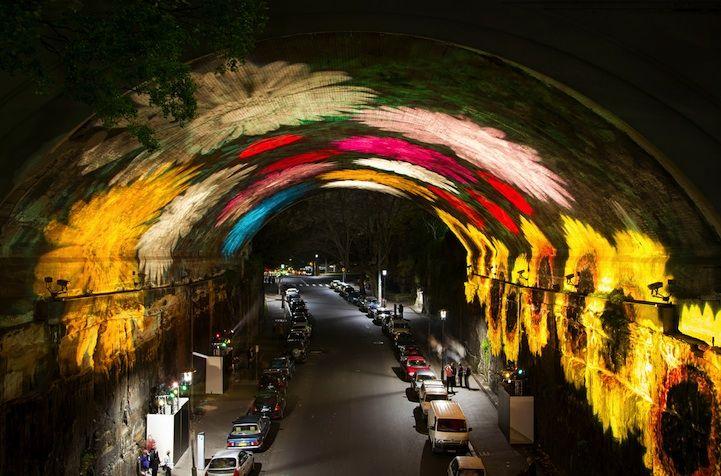 Vivid Sydney's Dazzling Light Installations - My Modern Metropolis