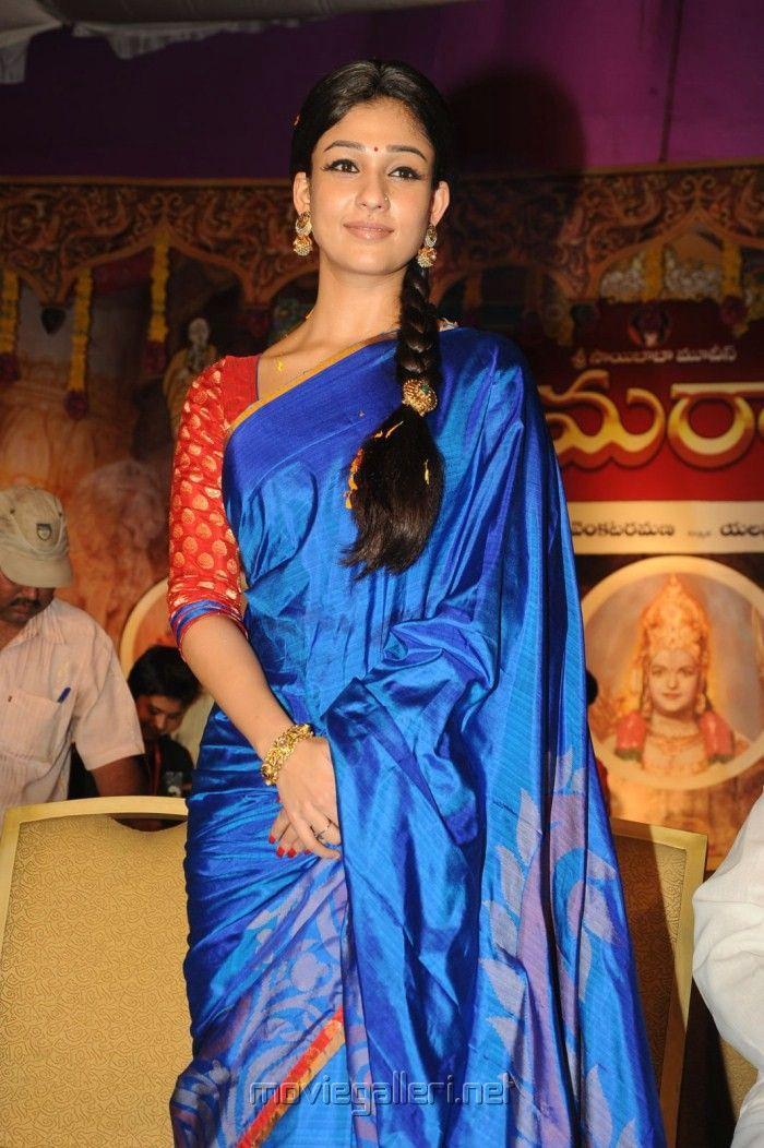 Nayanthara's Top 10 Saree Looks!