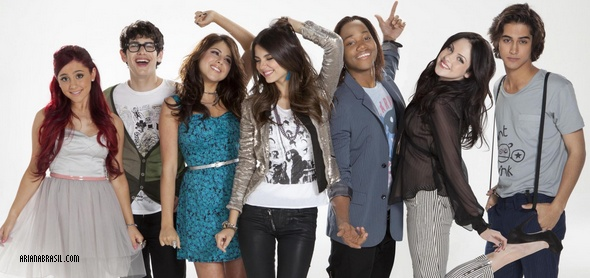 Victorious *** I watch with Savanah ***
