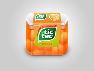Tic-Tac Box icon  by Jackie Tran