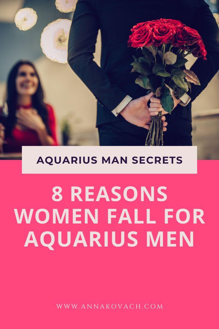 8 Reasons Women Fall for Aquarius Men in 2021 | Aquarius