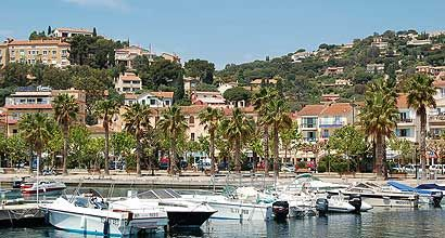 Le Lavandou Tourist Guide - Information France