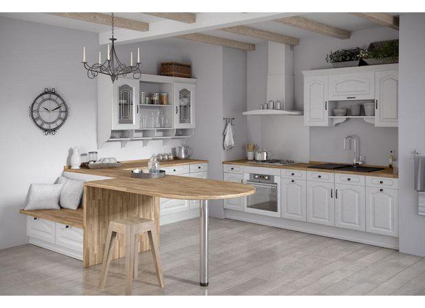 70 best cuisine images on Pinterest Kitchens, Light fixtures and - fixation meuble haut cuisine ikea