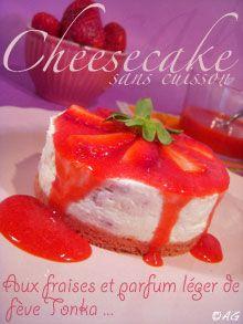 Quand je trouve l'inspiration sur vos blogs #5 Cette recette est inspirée de la méthode de cheesecake sans cuisson de Mary Athènes. J'avais été interpellée, et séduite, par le fait qu'elle n'utilise ni gélatine ni agar-agar, seulement du Philadelphia et...