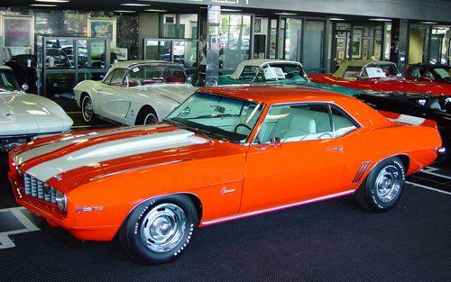 1969 Chevrolet Camaro - The Crittenden Automotive Library