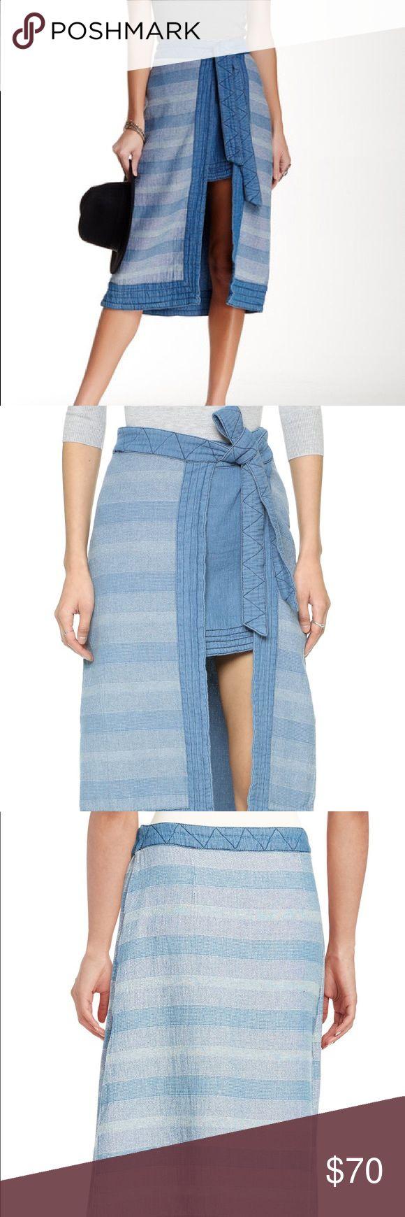 the 25+ best denim wrap skirt ideas on pinterest | origami skirt