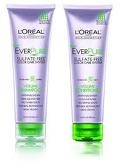 Loreal EverPure Shampoo and Conditioner - Feels and Smells Divine!
