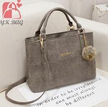 Yk saco 2015 bolsa feminina luxo matte pu couro de boa qualidade saco de mulheres original mulheres messenger bags(China (Mainland))