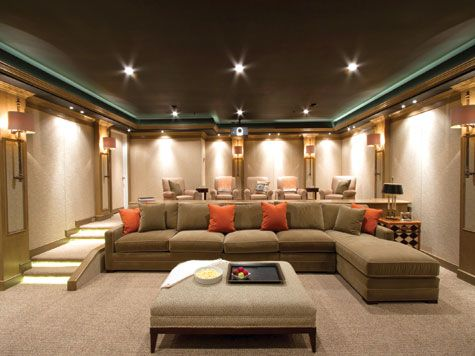 Bethesda Systems Goes To The Movies Home Theater Seating