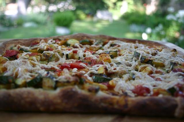 Vegan Cheese Pizza: Cheese Pizza, Vegans Cheese,  Pizza Pies, Vegan Cheese, Chee Pizza