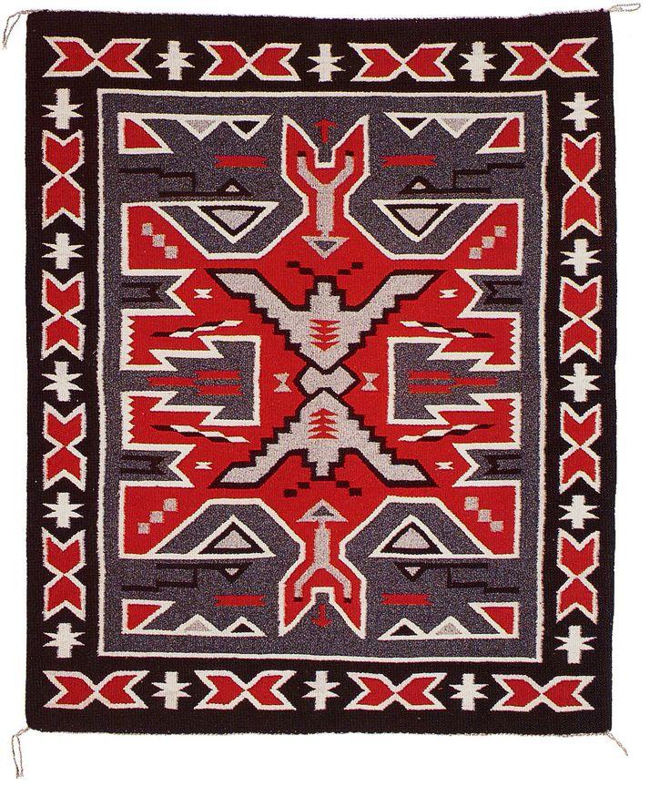 navajo+art   Rugs - Navajo
