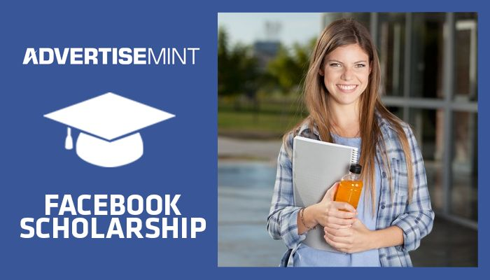 @advertisemint facebook advertising #scholarship for #college #undergrads and #grad #students. Created to help students jump start their businesses while in school by utilizing Facebook advertising. business major with entrepreneurial dreams, great marketing ideas and a college business on the rise? See Details ~ Deadline: December 31, 2016