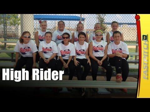 The High Rider Cheer. Find more softball cheers at Fastpitch.TV
