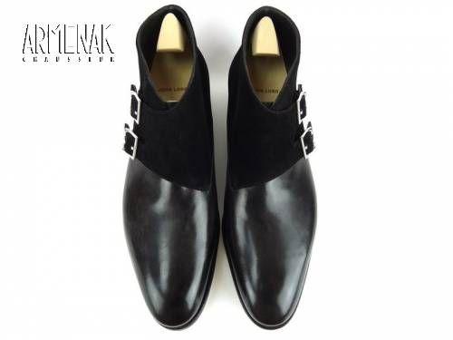 Chaussures De Sport En Cuir Chapeau-orteil Levah - Marine John Lobb eQ4CsmTf