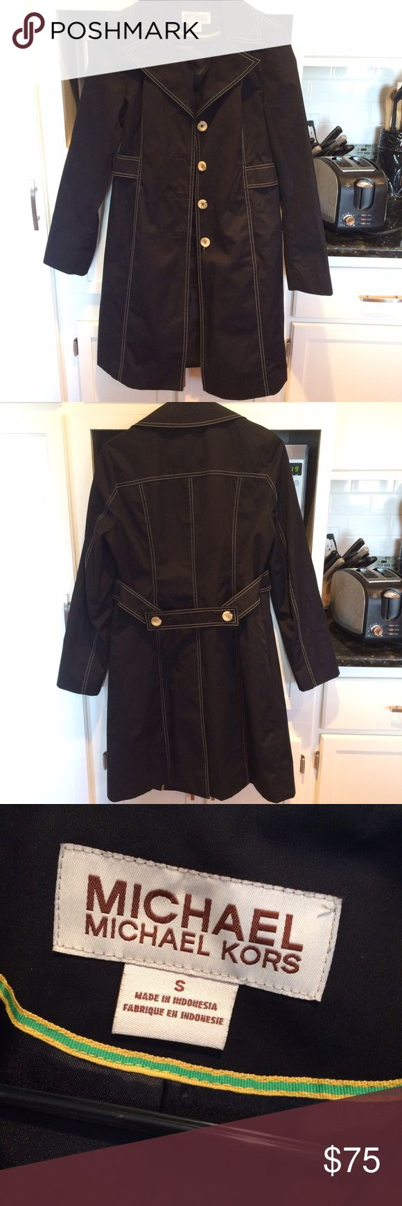 LAST CHANCE‼️MICHAEL Michael Kors Trench Coat NWOT perfect condition! MICHAEL Michael Kors Jackets & Coats Trench Coats
