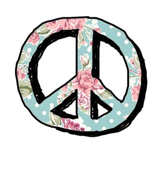Vandal - paz floral by Casa de chá  - http://www.vandal.com.br/products/17132-paz-floral   Paz, estampa, camiseta, roupas, tshirt, moda, floral, fofo,  paz e amor