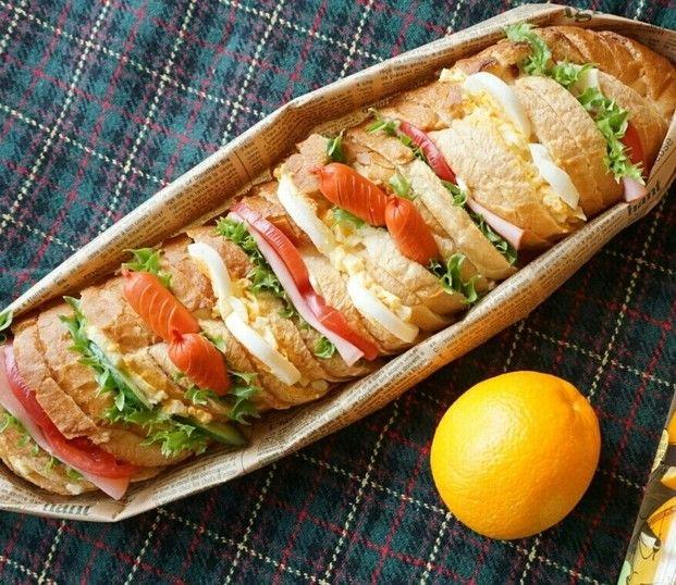 春ピクニックに♡絶対喜ばれる変わり種サンドイッチレシピ - Locari(ロカリ)
