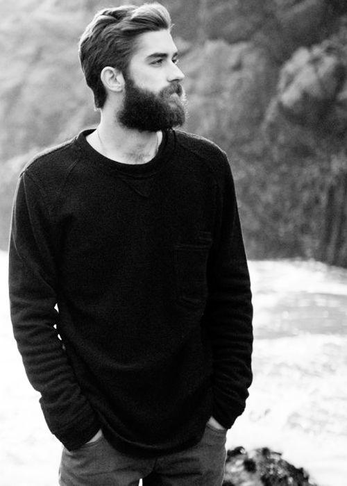 Mens beard fashion
