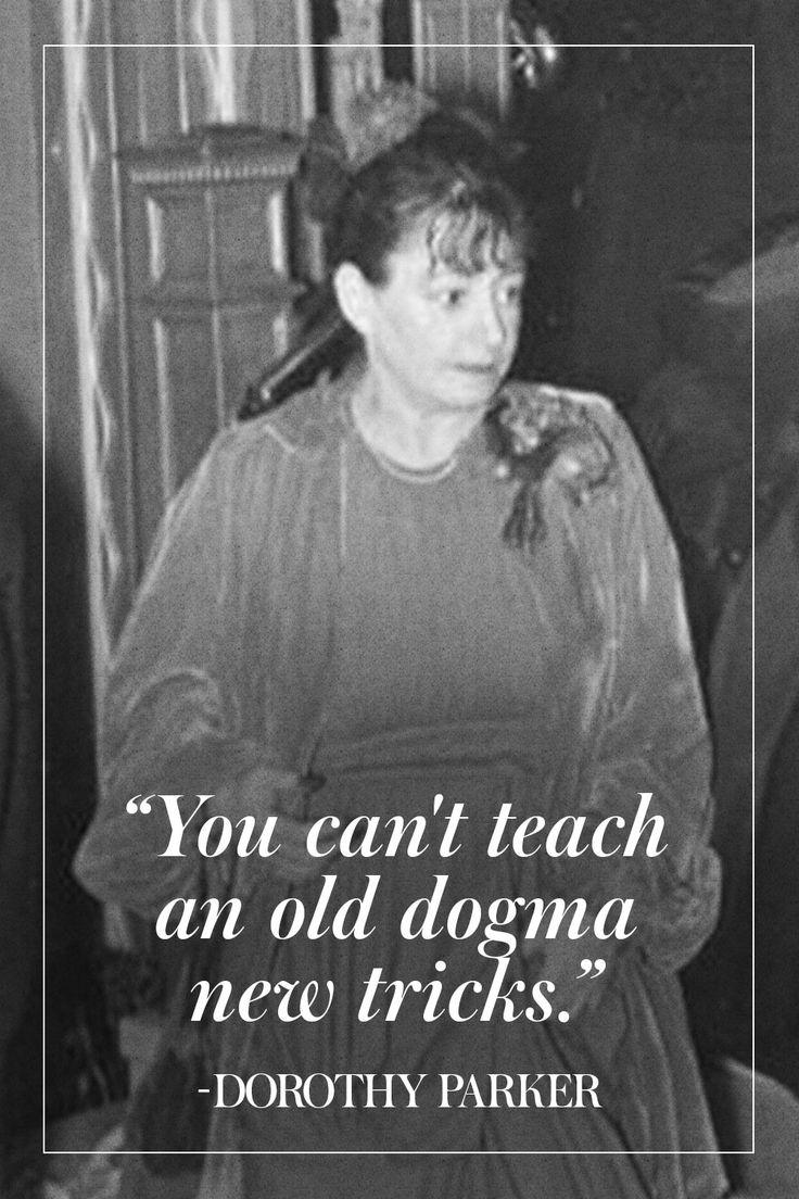 121 Best Heroine Dorothy Parker Images On Pinterest Dorothy