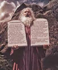 Le meraviglie dell 39 anima 10 comandamenti pensieri pinterest - Le tavole della legge ...