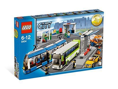 LEGO Public Transport Station 8404 ** You can get more details by clicking on the image.