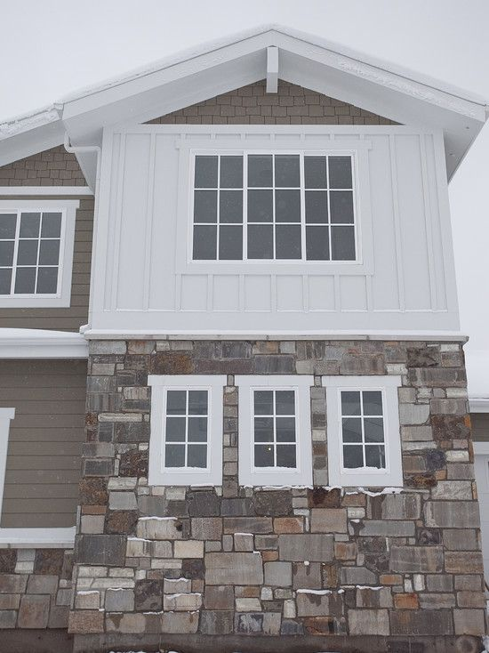 32 best board and batten siding ideas images on pinterest for Best wood for board and batten siding