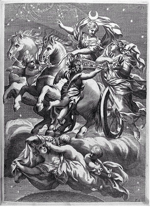 Selene, Diosa de la Luna – Eclectic Witch