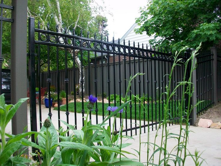 26 Best Images About Trex Ornamental Fencing On Pinterest