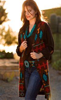 Sienna Long Sweater Vest from Smith and Western  www.maverickstyle.net #ATBxPBFashionRoundup
