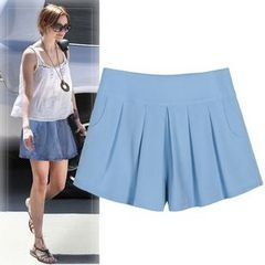 Dress shorts in powder blue for R290.00