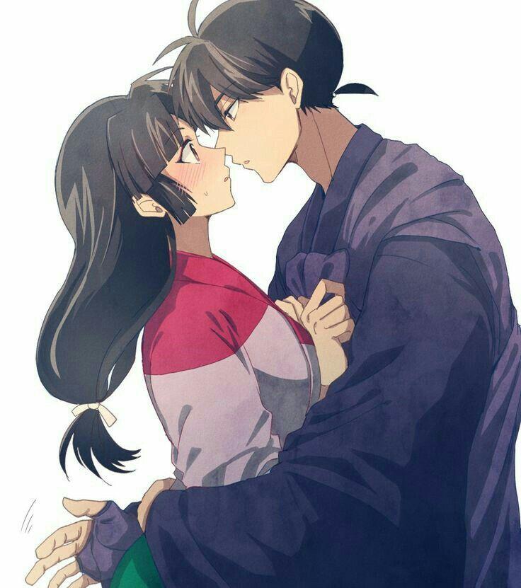 Sango&Miroku forever!