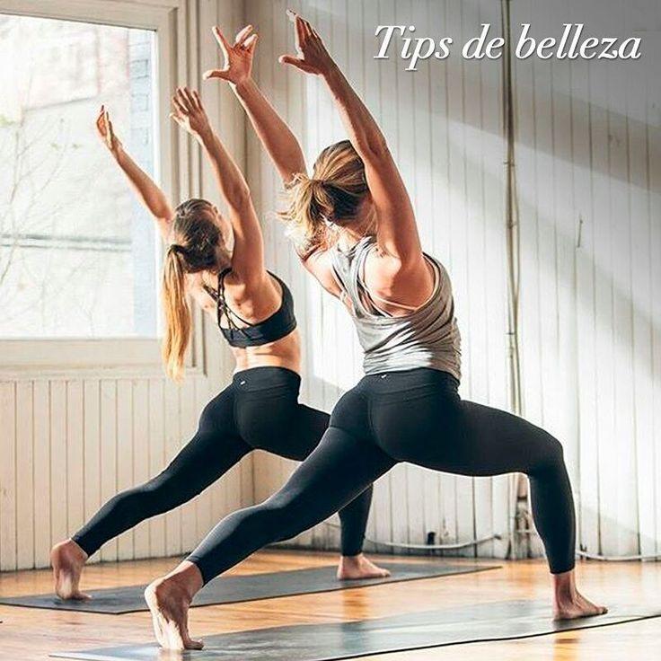 Yoga gives strength, flexibility and resistance to your body. Its practice guarantees a firm body, a stable mind and a benevolent spirit. #BeautyTips #FajasDesignDPrada   La práctica del yoga le da fortaleza, flexibilidad y resistencia a tu cuerpo. Garantiza un cuerpo firme, una mente estable y un espíritu benevolente. #TipsdeBelleza #FajasDiseñoDPrada Img vía https://goo.gl/y1JCYN