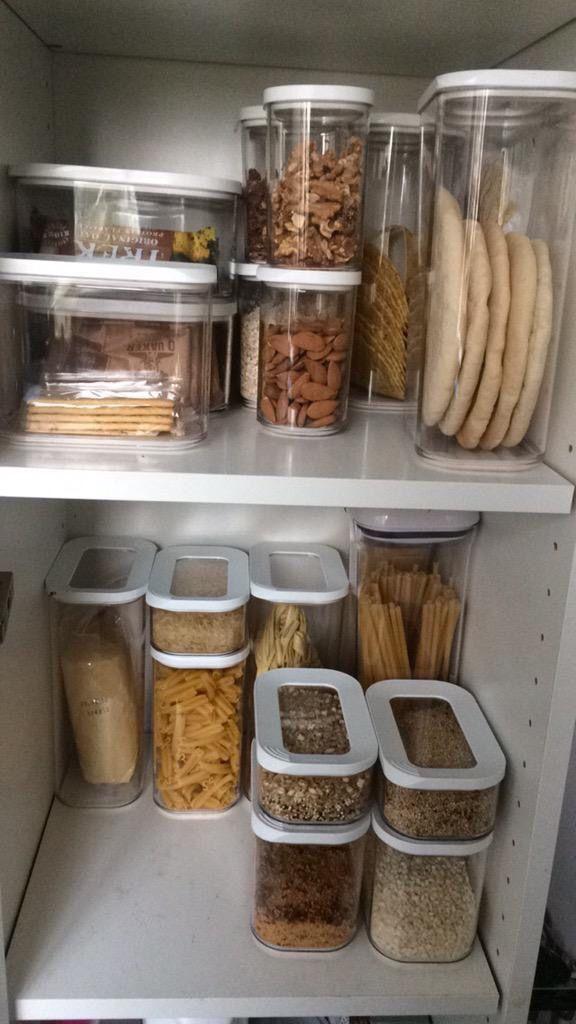 Image Result For Khloe Kardashian Pantry Kitchen