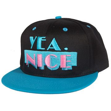 Southbeach II Snapback now featured on Fab.