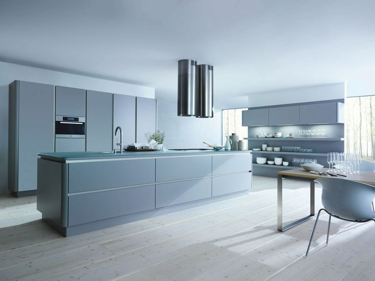 Schuller Stone Grey Matt Kitchen   The German Kitchen By Design. A Stunning  Array Of German Made Kitchens By Design, The German Kitchens With Style  From ...